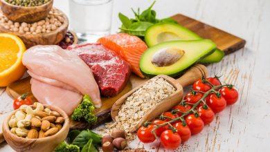 تصویر ویتامین B5 (پانتوتنیک اسید) و منابع این ویتامین