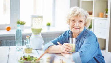 تصویر اهمیت تغذیه در سالمندی سالم