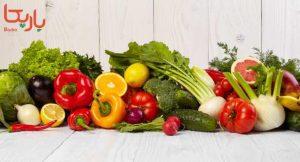 سبزیجات بدون کربوهیدرات
