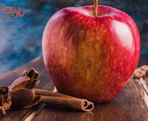 سیب و دارچین