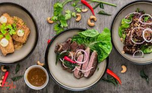 تفاوتهای رژیم غذایی کتوژنیک و اتکینز