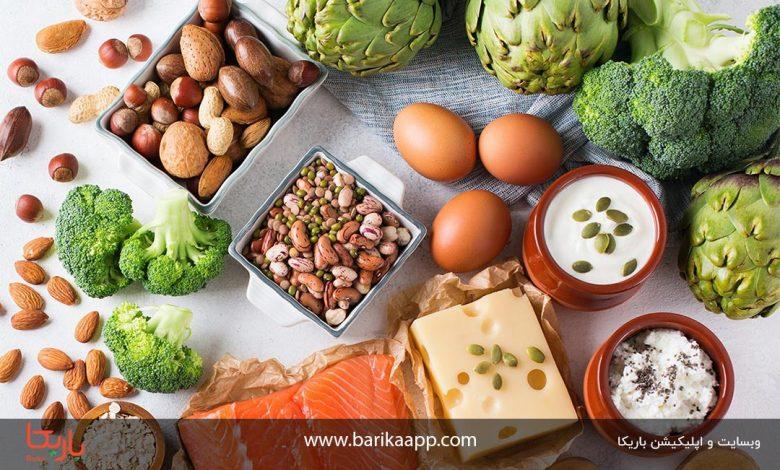 غذا های بدون کربوهیدرات