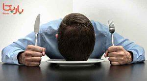 گرسنه بودن طولانی مدت به معنای وزن کم کردن نیست