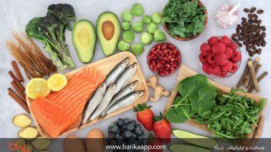 تصویر غذاهای ضد التهاب کدامند؟