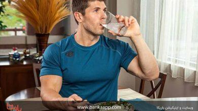 تصویر آیا نباید با غذا آب بخوریم؟