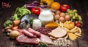 مواد غذایی در رژیم گیاهخواری