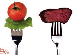 گیاه خواری و گوشت خواری