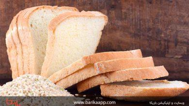تصویر برنج بیشتر باعث چاقی می شود یا نان؟