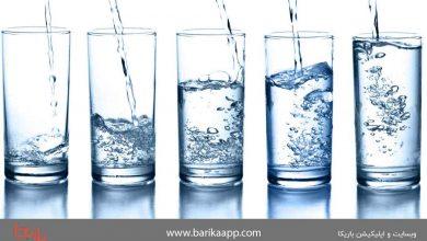 تصویر چه میزان آب در طول روز برای بدن ضروری است؟