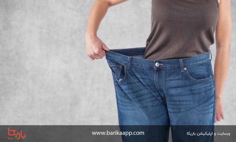 چاق شدن افراد لاغر